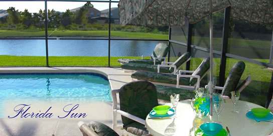 Private Pool Vacation Home Rentals