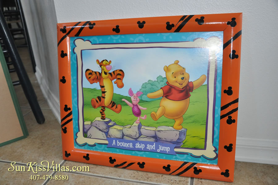 Disney Picture Frame - How To