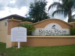 Regal Palms