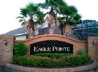 Vacation Home Communities Near Disney - Eagle Pointe