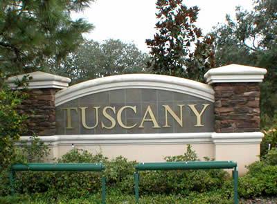Vacation Home Communities Near Disney - Tuscany