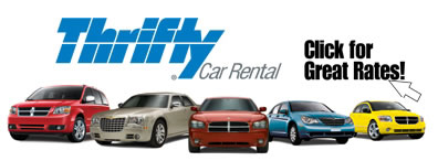 Orlando Rental Cars - Thrifty