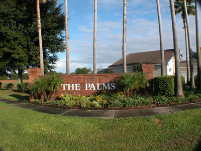 Vacation Home Communities Near Disney - The Palms