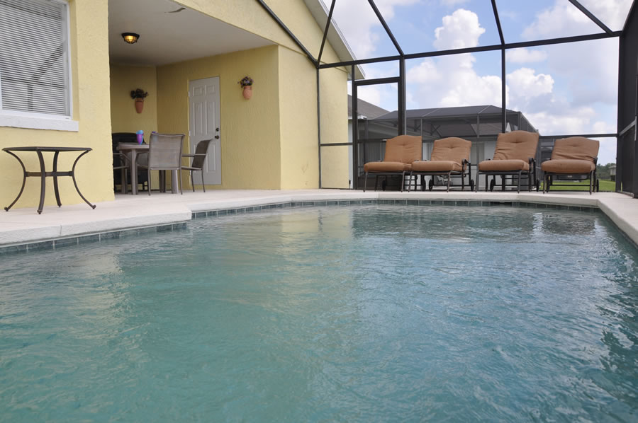 4 Bedroom Vacation Rentals - Disney Fun