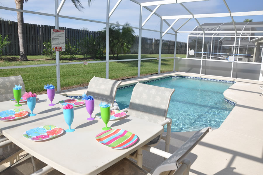 5 Bedroom Vacation Rentals- Hampton Palms