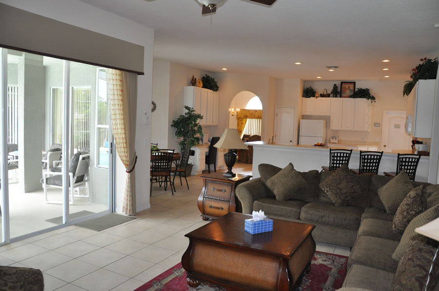 Heron Bay. 5 Bedroom Disney Vacation Home Rentals Orlando