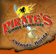 Pirates Dinner Theater - Restaurants