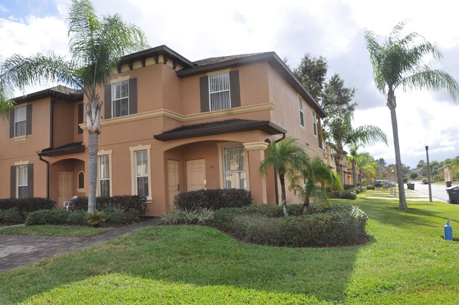 4 Bedroom Disney Vacation Rentals - Sandy Creek