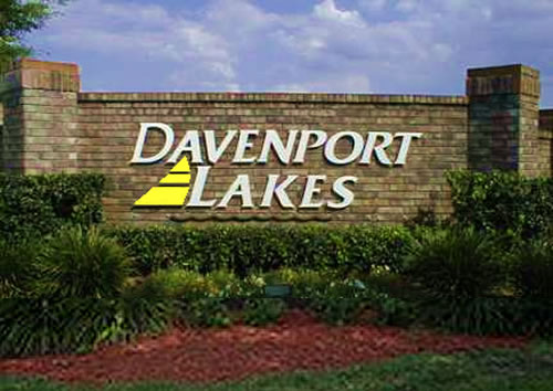 Vacation Home Communities Near Disney - Davenport Lakes
