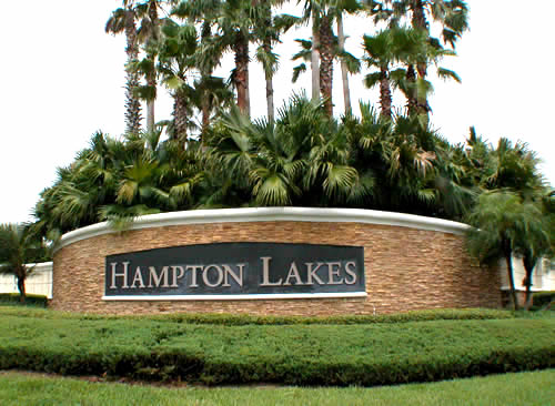 Vacation Home Communities Near Disney - Hampton Lakes