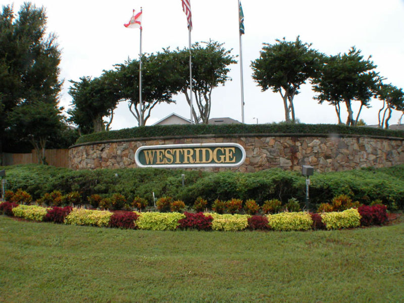 West Ridge