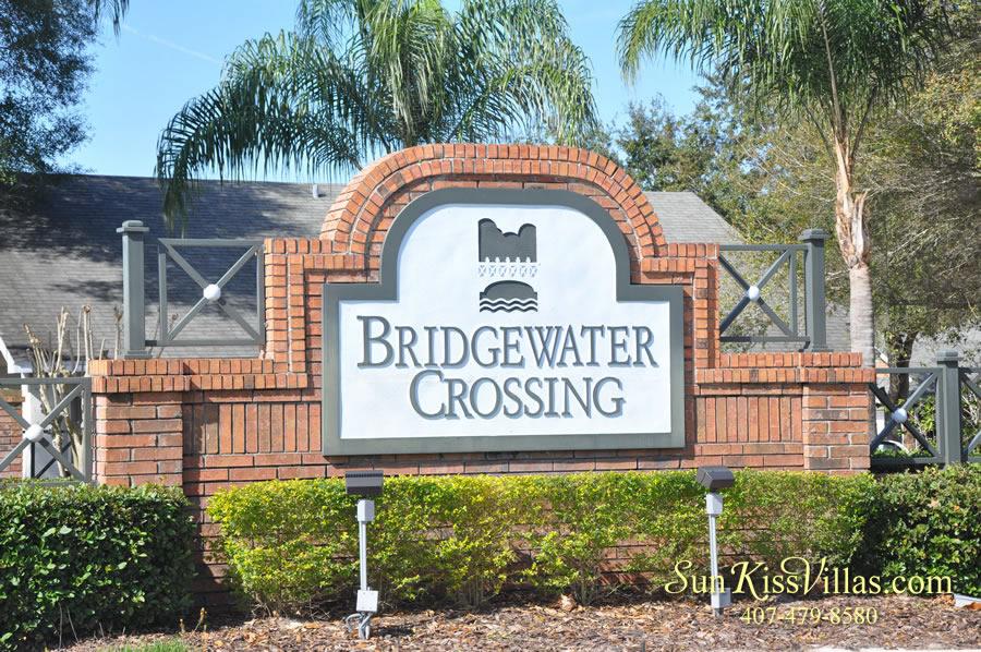 Vacation Home Communities Near Disney - Bridge Water Crossing