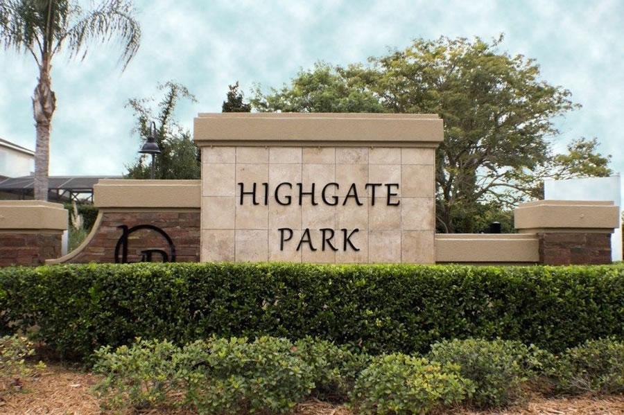 Vacation Home Communities Near Disney - Highgate Park