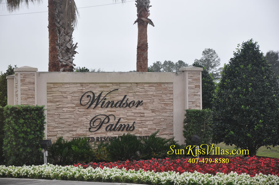Vacation Home Communities Near Disney - Windsor Palms